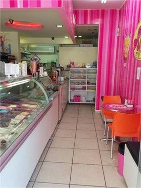 רק החוצה גלידריה/בית קפה למכירה בתל מונד - Biz Start עסקים למכירה NR-32