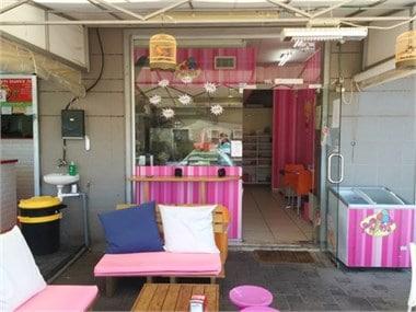 מגה וברק גלידריה/בית קפה למכירה בתל מונד - Biz Start עסקים למכירה VP-22